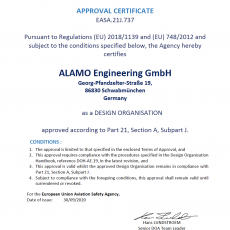 EASA Approval